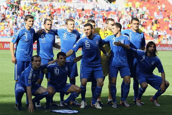 Colombia v Greece Football Match – 14.06.2014 – Fifa 2014 World Cup Match