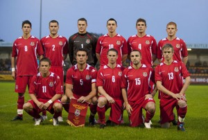 Wales National Football Team Squad