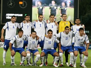 azerbeijan national football team
