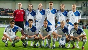finland national football team
