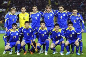 kazakhstan football team