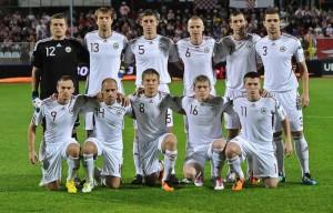 latvia national football team