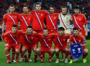 russian national football team squad