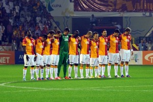 Galatasaray Squad against Fenerbahce