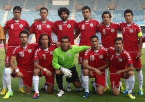 Afghanistan National Football Team Squad