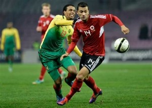 Albania National Football Team v Cameroon National Football Team