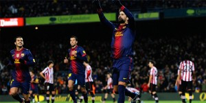 Barcelona v Athletic Bilbao