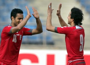 Afghanistan National Football Team in SAFF 2011