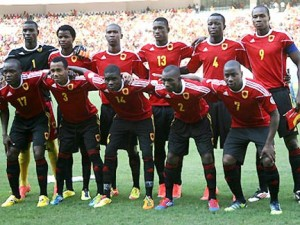 angola national football team