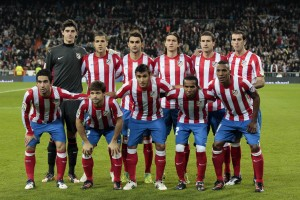 Atletico Madrid Squad