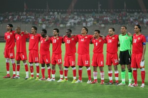 Bahrain National Football Team