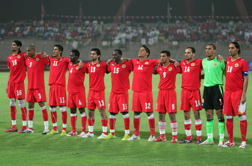 Bahrain v Oman Match Preview – WAFF 3rd Place