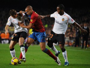 Barcelona v Valencia