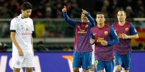 Barcelona v Al Sadd