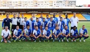 Chernomorets Burgas Squad 12-13