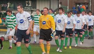 Donegal Celtic v Coleraine