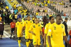 Jamaica National Footbll Team