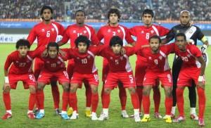 United Arab Emirates National Football Team