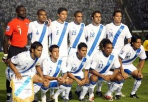 Guatemala National Football Team Squad