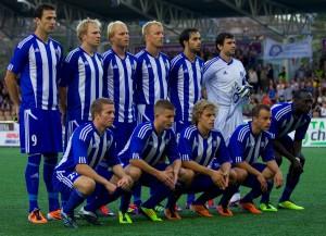 HJK Helsinki Squad