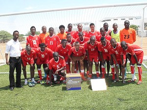 namibia national football team