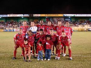 AD San Carlos Squad