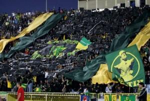 AEK Larnaca Fans