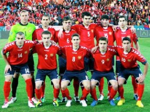 Armenia national football team