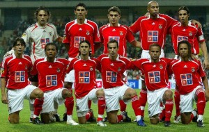 Benfica Squad