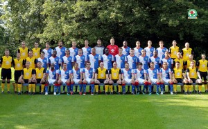 Blackburn Rovers Squad