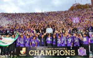 Champion Sanfrecce Hiroshima