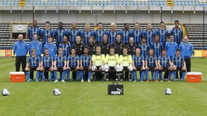 Club Brugge Squad