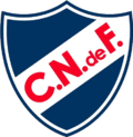 Club Nacional Logo Badge
