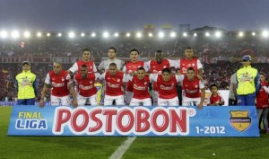 Independiente Santa Fe squad