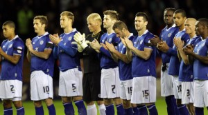 Leicester City FC Squad