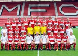 Middlesbrough FC squad