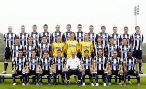 Partizan Belgrade Squad
