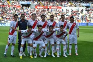 Rayo Vallecano Squad