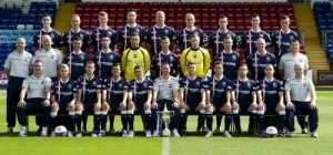 Ross County Squad