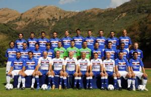 Sampdoria Squad