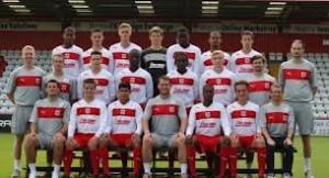 Stevenage FC Squad