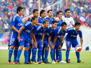 Universidad de Chile Squad