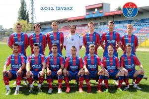 Vasas SC Squad