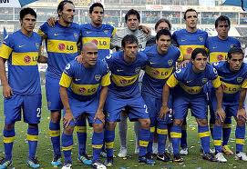 boca juniors squad