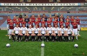 Burnley Squad