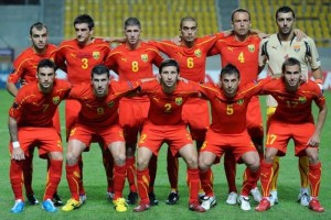 macedonia national football team