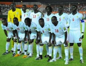 senegal national football match