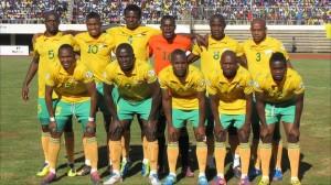 zimbabwe national football team