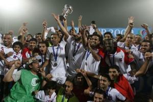 Al Kuwait SC Won 2012 AFC Title