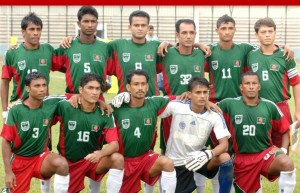 Bangladesh National Football Team